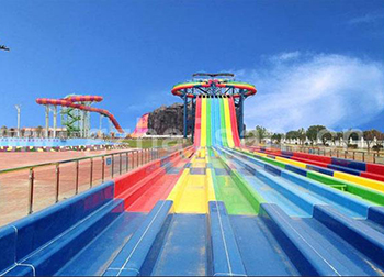 Regular replacement of water park equipment helps water park development